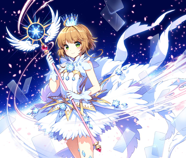 Cardcaptor Sakura: Clear Card-hen - Zerochan Anime Image Board