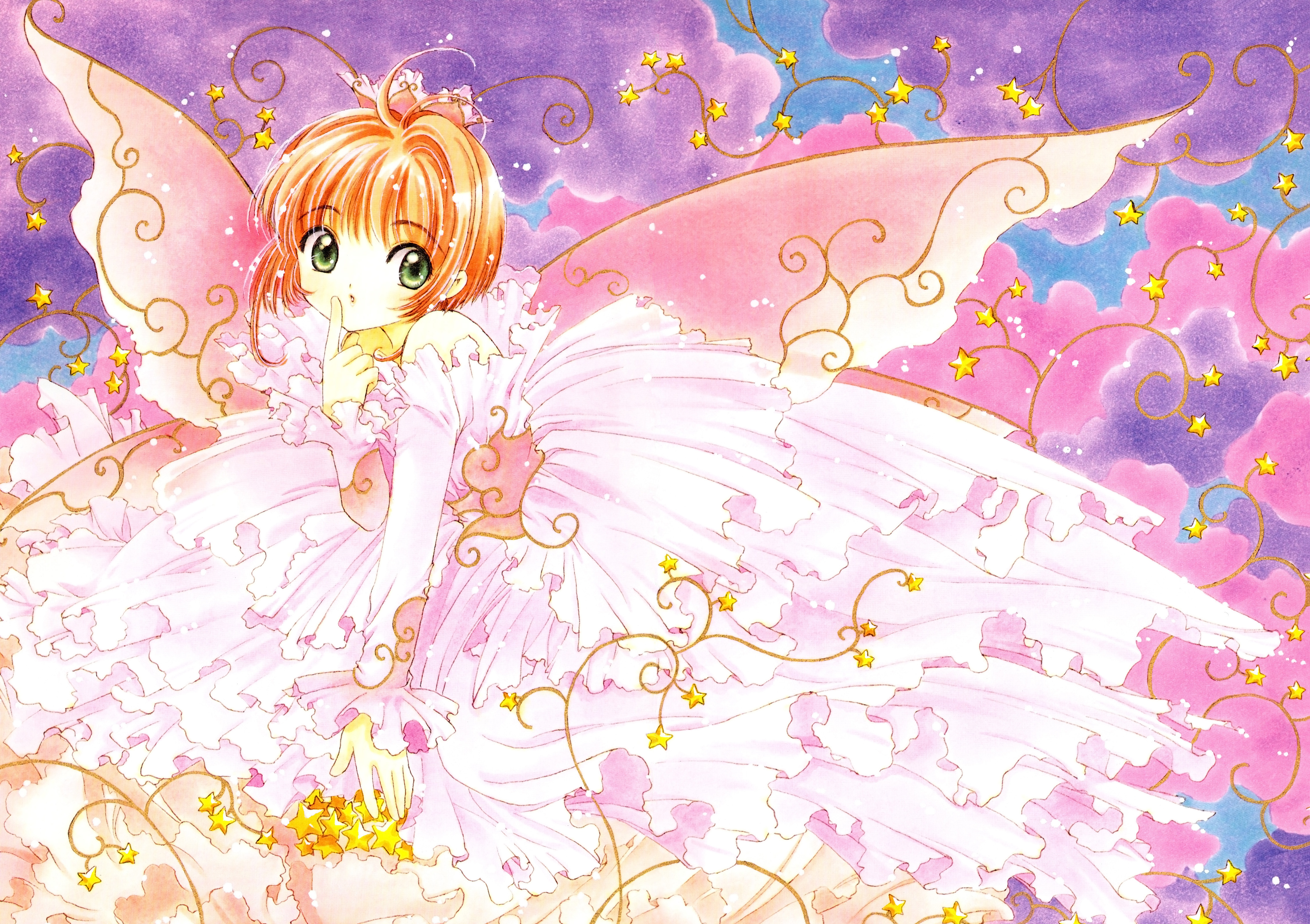 Kinomoto Sakura - Cardcaptor Sakura - Zerochan Anime Image ...