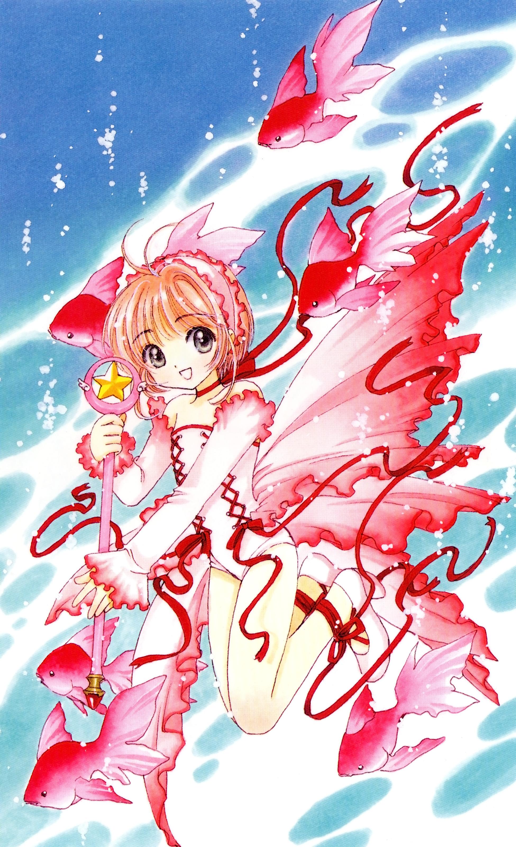 Kinomoto Sakura Cardcaptor Sakura Zerochan Anime Image Board