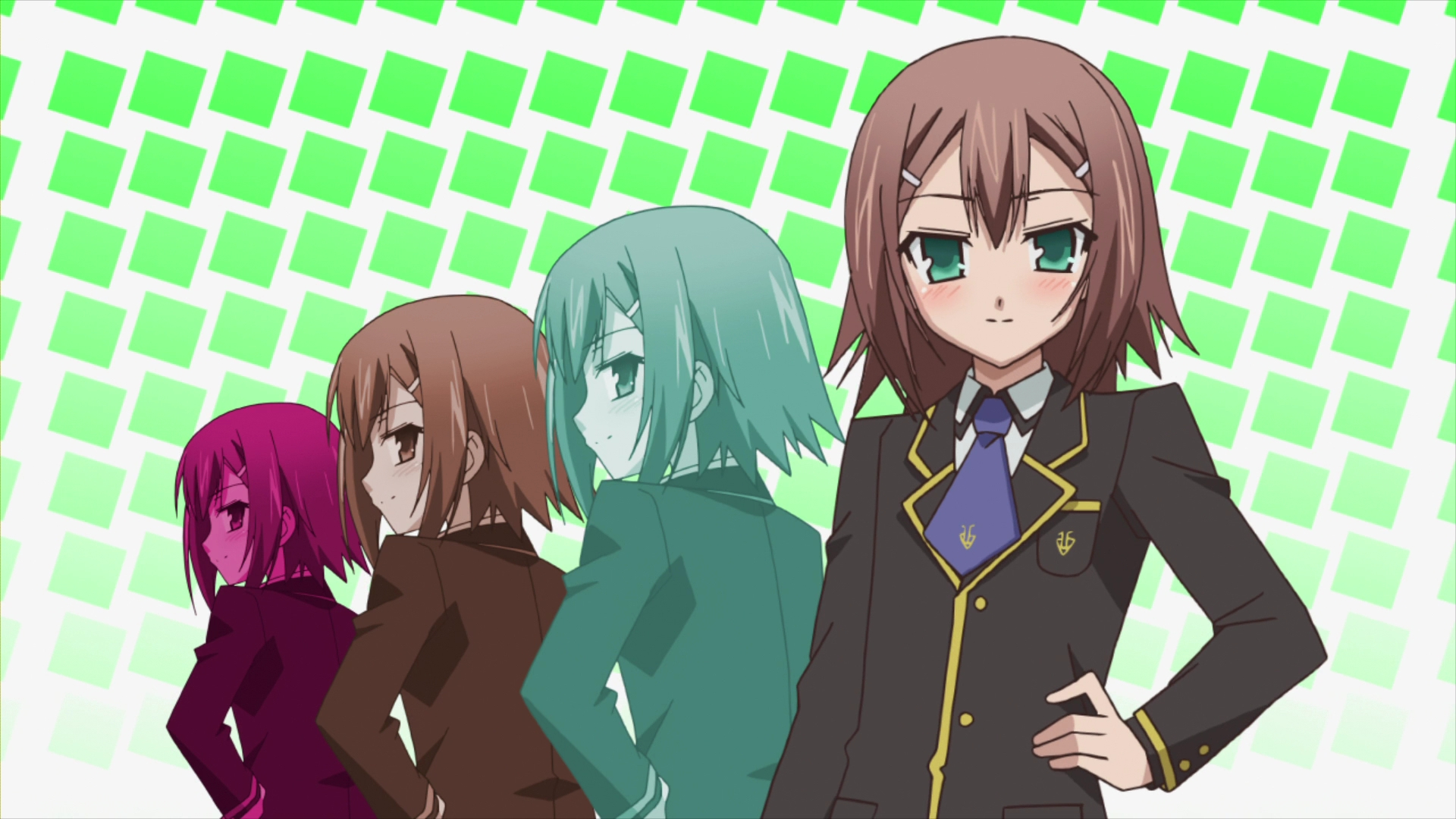 Hideyoshi Baka To Test