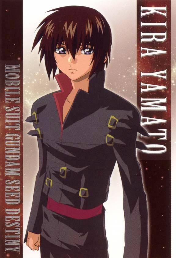 Tags: Anime, Mobile Suit Gundam SEED, Mobile Suit Gundam SEED Destiny, Kira Yamato