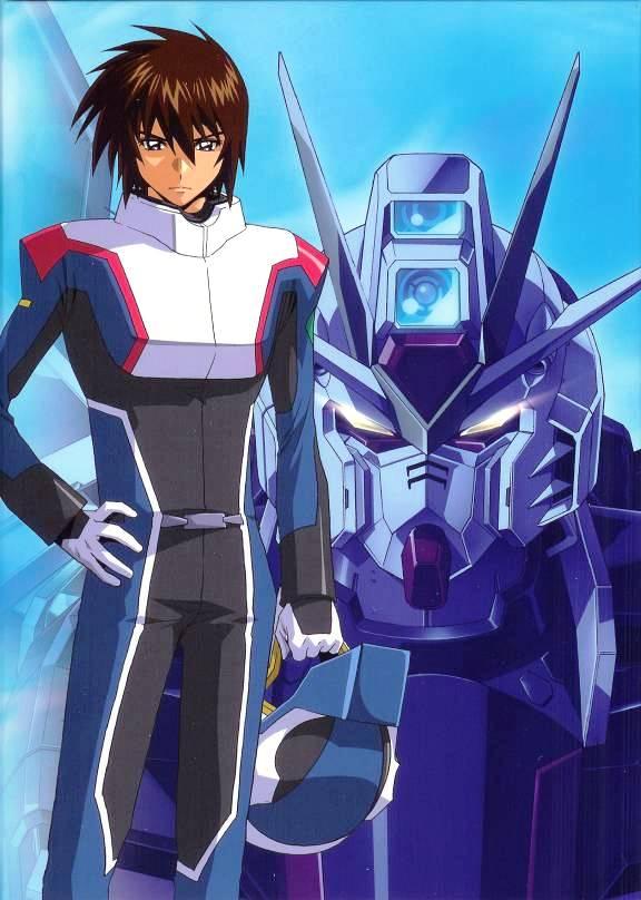 Tags: Anime, Mobile Suit Gundam SEED, Mobile Suit Gundam SEED Destiny, Kira Yamato, Strike Freedom Gundam, Gundams