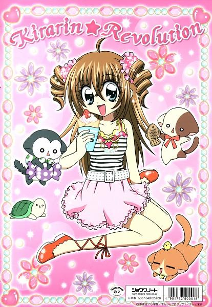 Tags: Anime, Candy, Taiyaki, Kirarin Revolution, Turtle, Tsukishima Kirari, Naa-san