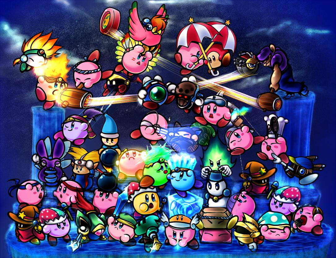 Kirby Serie