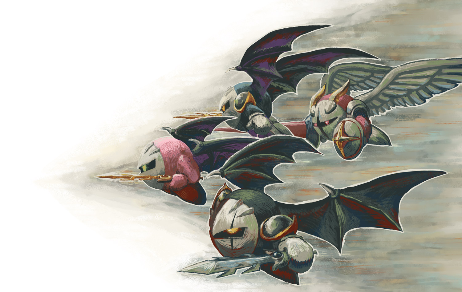 Dark Metaknight - Meta Knight - Zerochan Anime Image Board