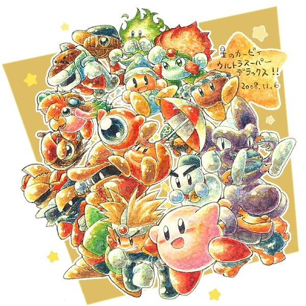 Tags: Anime, Kirby Series, Kirby, Waddle Doo, Waddle Dee