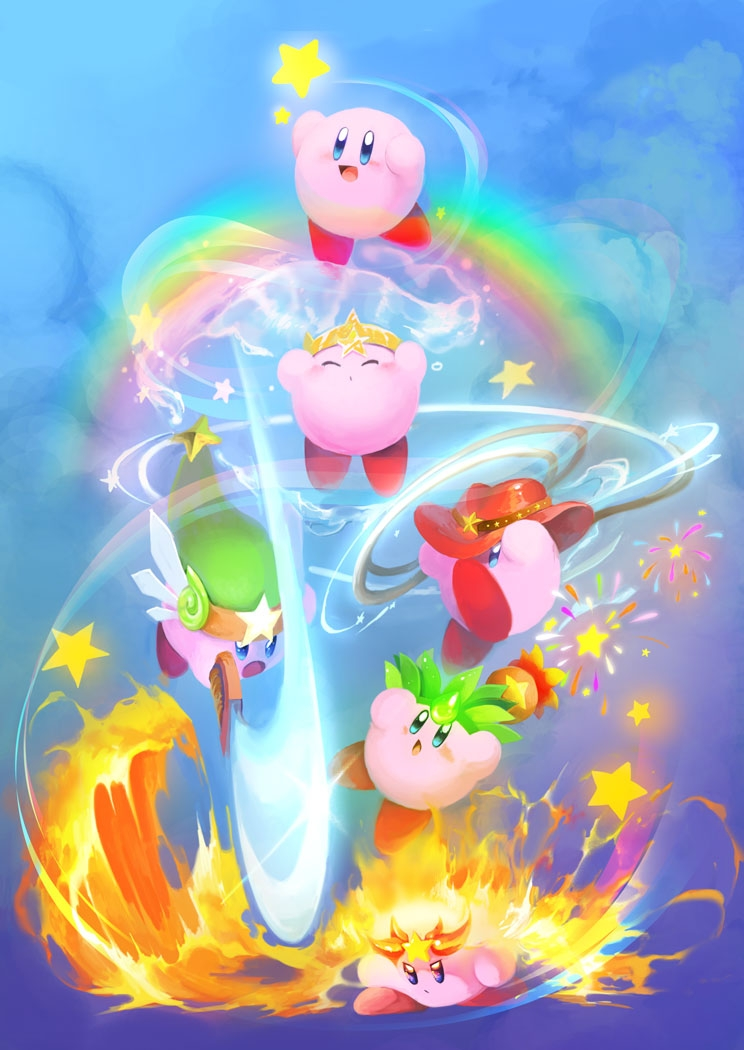 Kirby Kirby Series Mobile Wallpaper 548655 Zerochan
