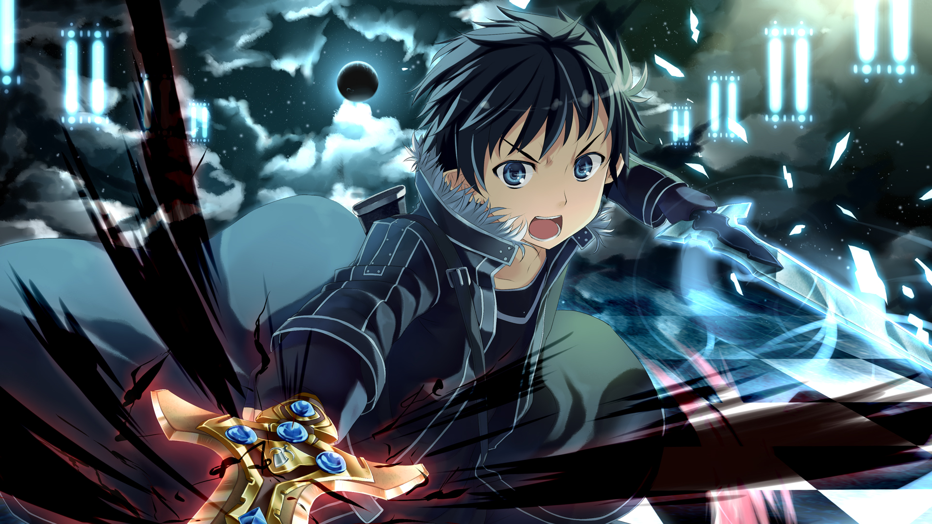 Sword Art Online Hd Wallpaper Zerochan Anime Image Board