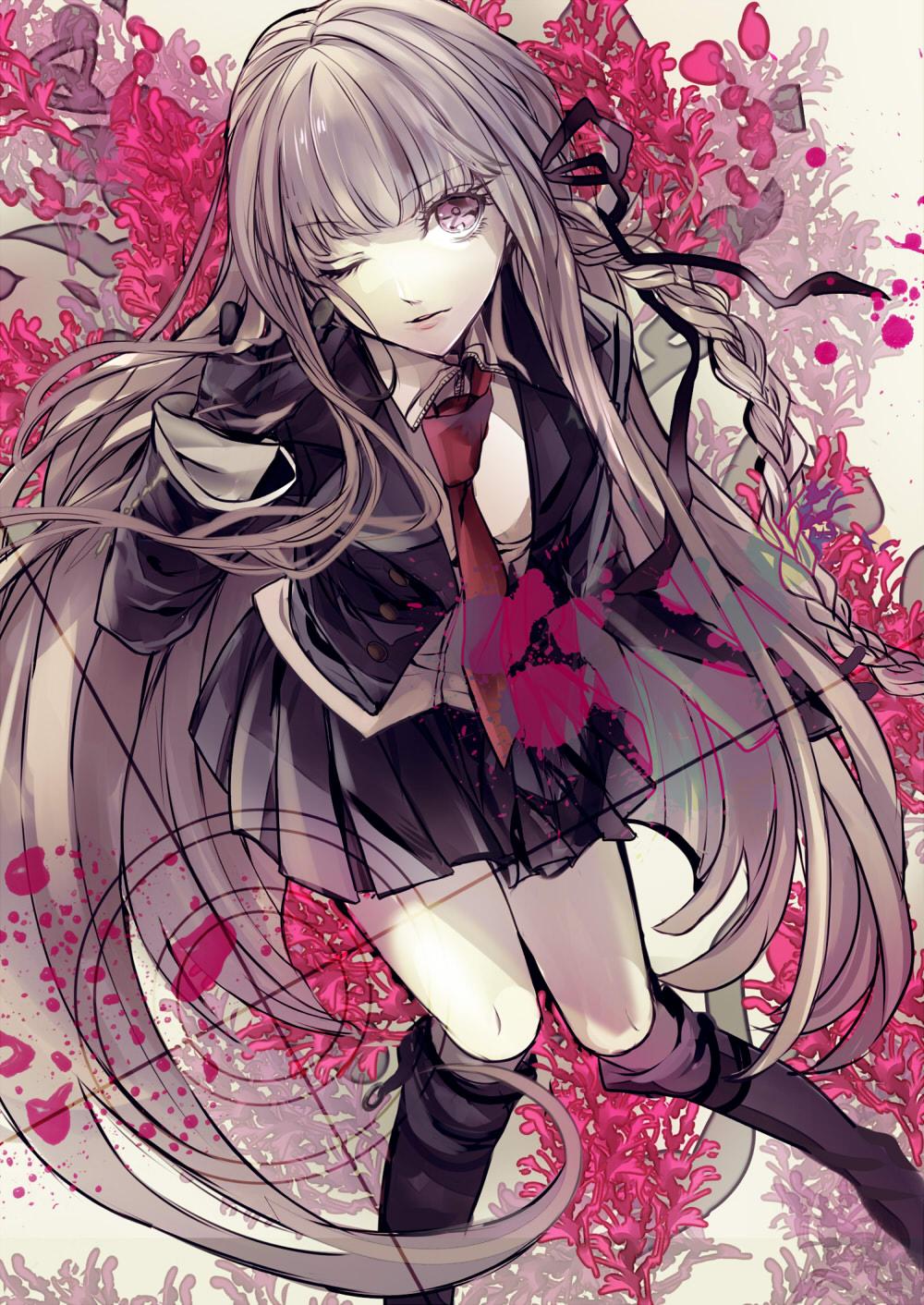 Danganronpa Mobile Wallpaper Zerochan Anime Image Board