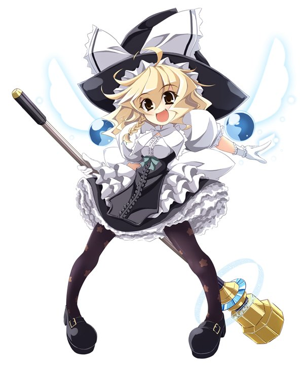 Tags: Anime, Tooya, Touhou, Kirisame Marisa, Curiosities of Lotus Asia, Marisa Kirisame