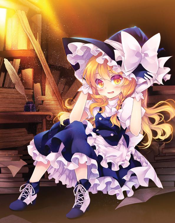 Tags: Anime, shinia, Touhou, Kirisame Marisa, Marisa Kirisame