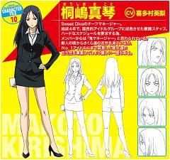 Kirishima Makoto