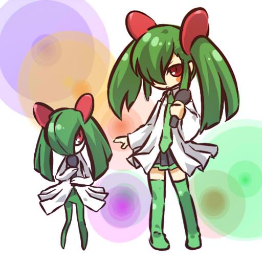 Tags: Anime, Hitec, Pokémon, Kirlia, Hatsune Miku (Cosplay)