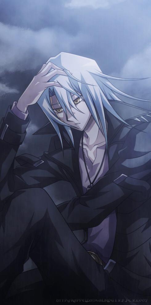 Tags: Anime, Pixiv Id 369216, Yu-Gi-Oh! 5D's, Yu-Gi-Oh!, Kiryu Kyousuke, Kalin Kessler