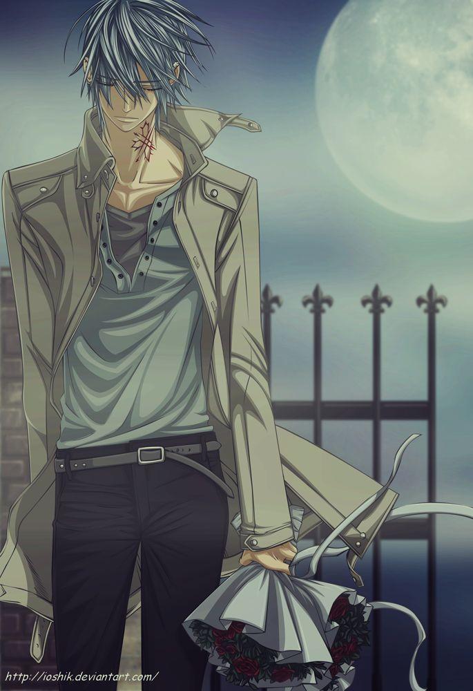 Vampire Knight Zero Full Body Vampire Knight ...