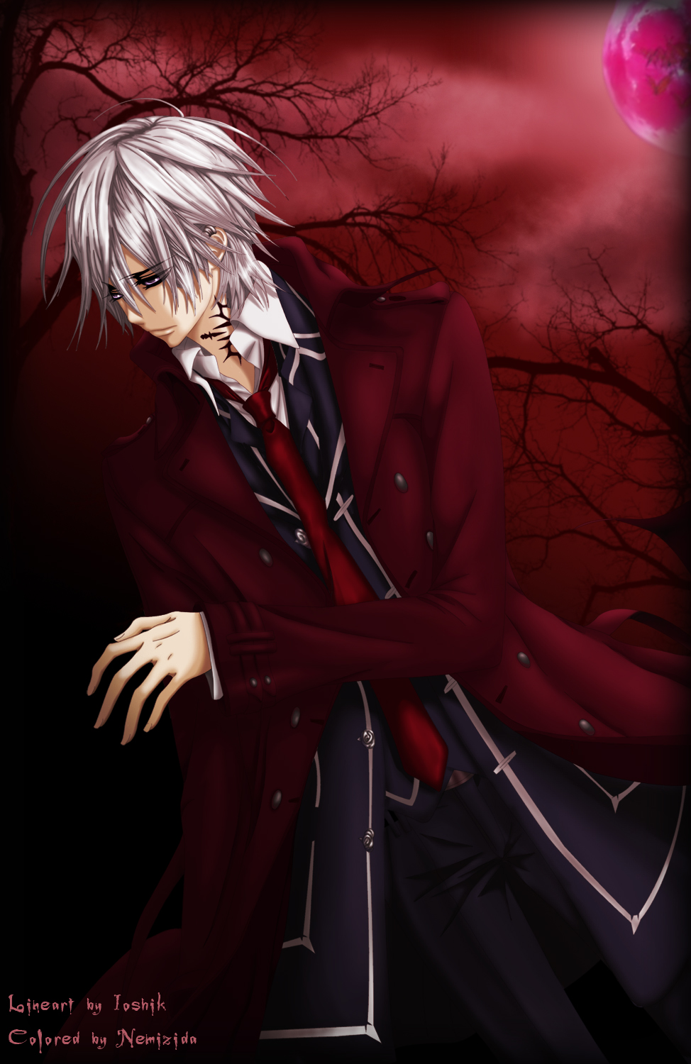 Vampires anime pictures