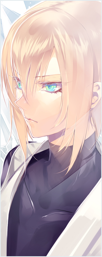 Tags: Anime, Hs (Pixiv 2934068), BlazBlue, Kisaragi Jin, Fanart From Pixiv, Pixiv, Fanart