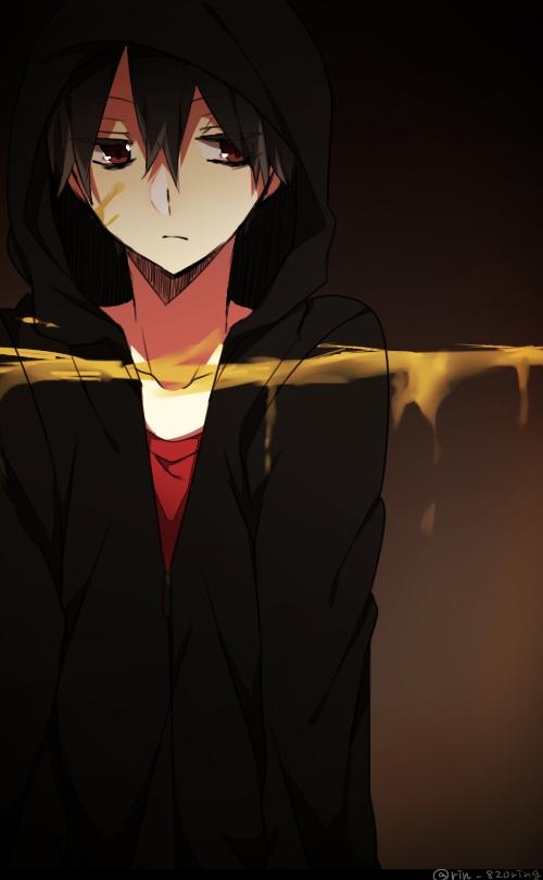 Tags: Anime, Pixiv Id 2775425, Kagerou Project, Kisaragi Shintaro, Mobile Wallpaper, Shintaro Kisaragi