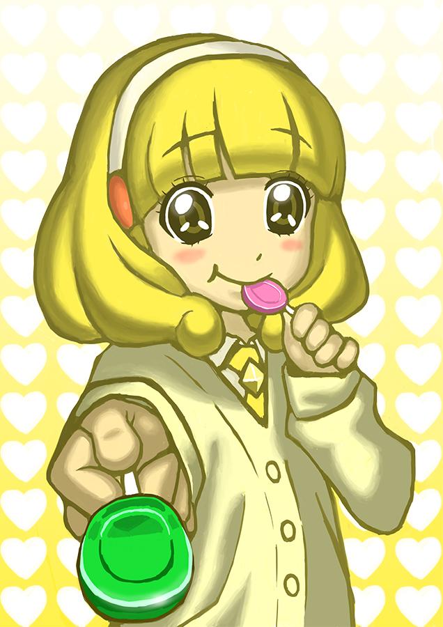 Tags: Anime, Pixiv Id 453221, Smile Precure!, Kise Yayoi, Fanart From Pixiv, Pixiv, Fanart