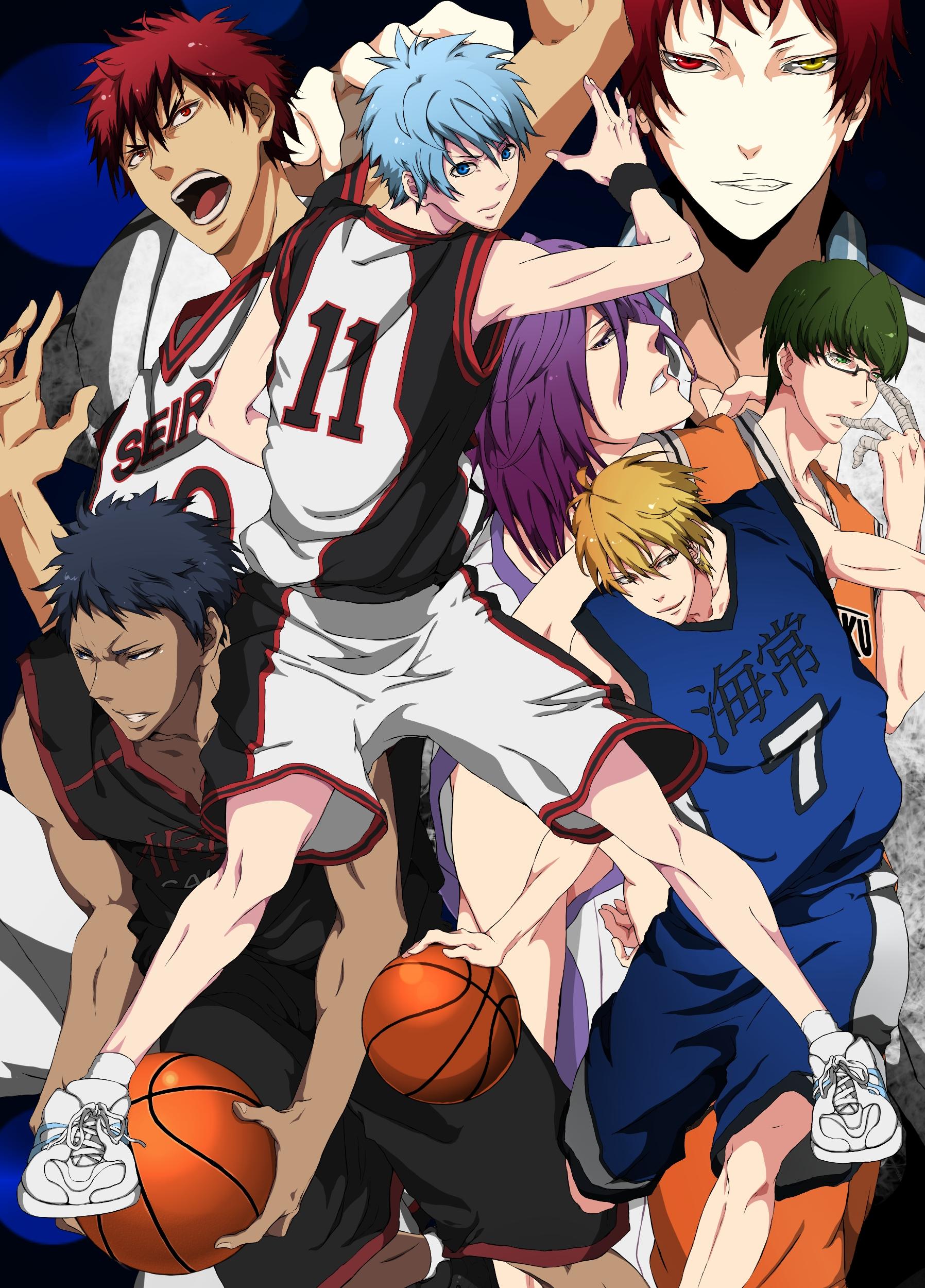 Tags Anime Kyoji Pixiv2346733 Kuroko No Basuke Kagami Taiga