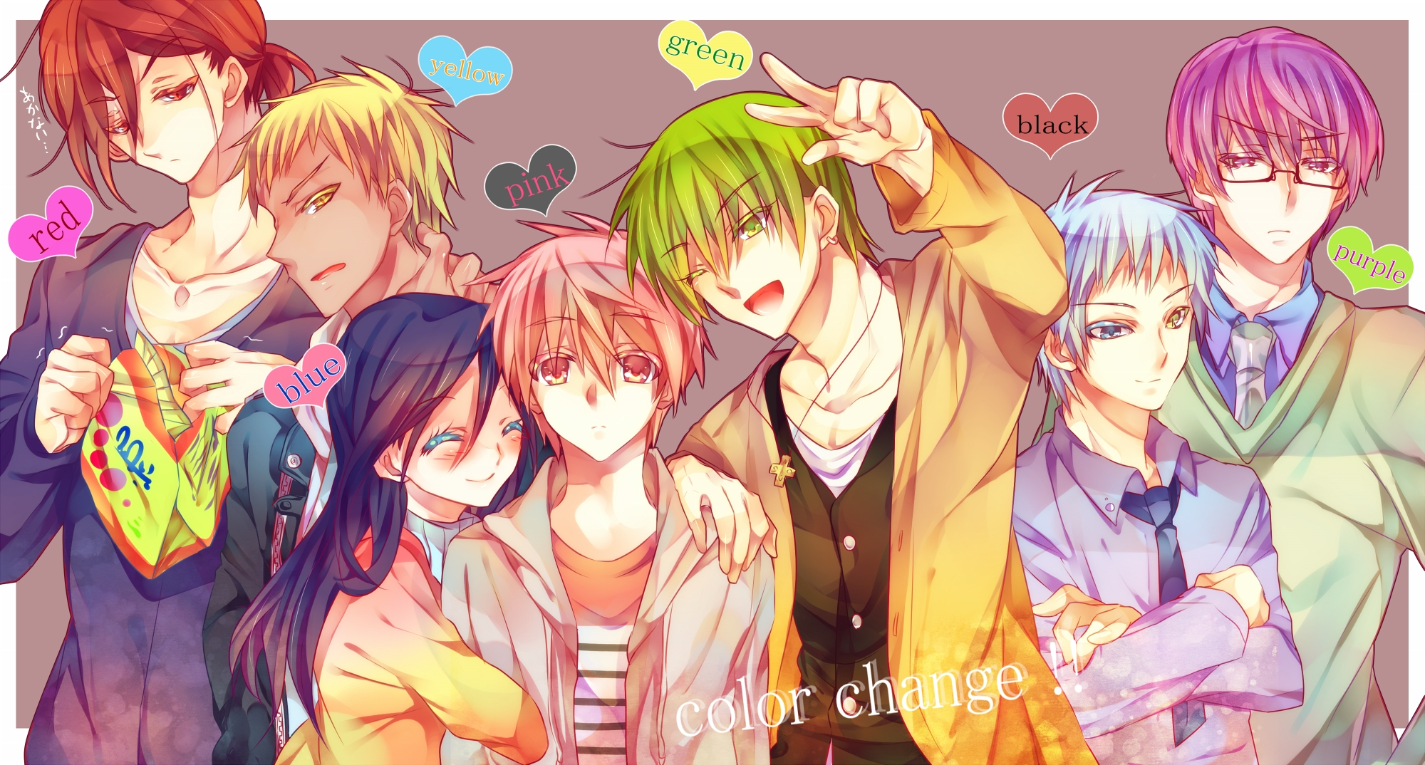 Kiseki No Sedai  C B Download Kiseki No Sedai Image
