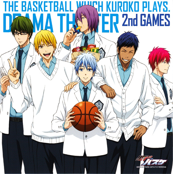 generation of miracles aomine - photo #28
