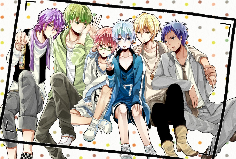 Generation Of Miracles Download Kiseki No Sedai Image