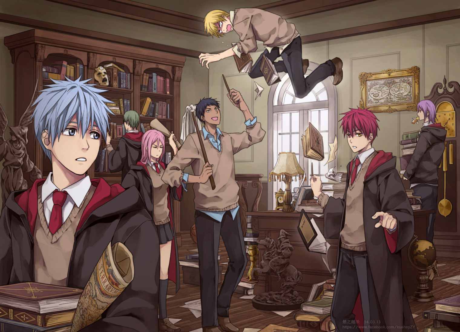 Generation Of Miracles Download Kiseki No Sedai Image