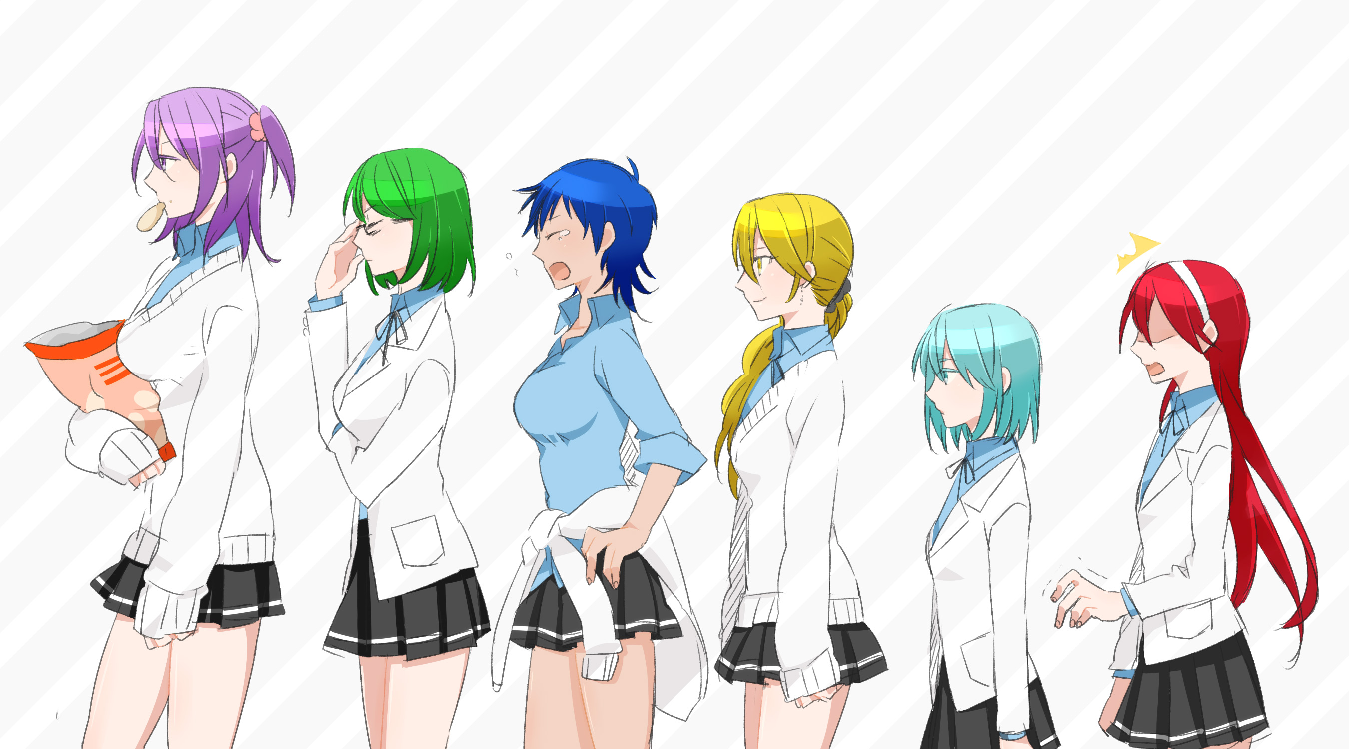 anime breast