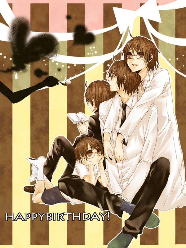 Tags: Anime, Pixiv Id 1875552, DURARARA!!, Kishitani Shinra, Pixiv, Fanart