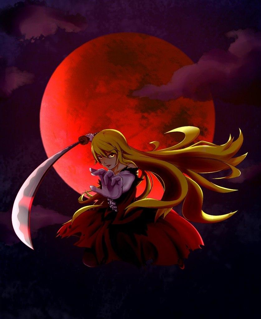 Monogatari Page 92 Zerochan Anime Image Board Pvc Kiss Shot Acerola Orion Heart Under Blade 1 8 Download