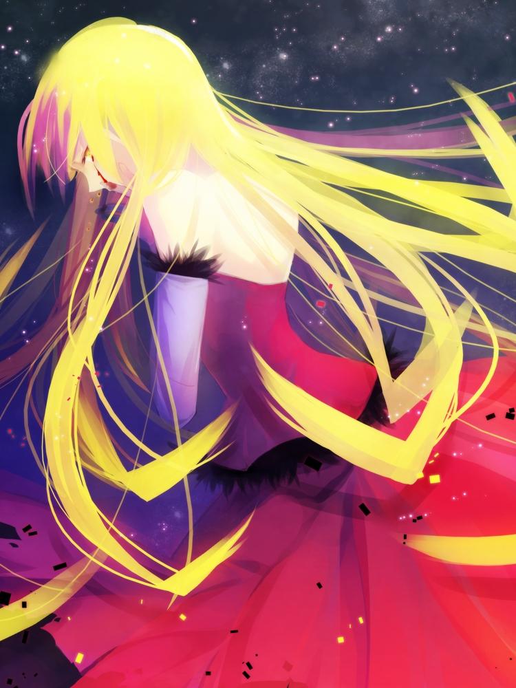 Kiss Shot Acerola Orion Heart Under Blade Oshino Shinobu
