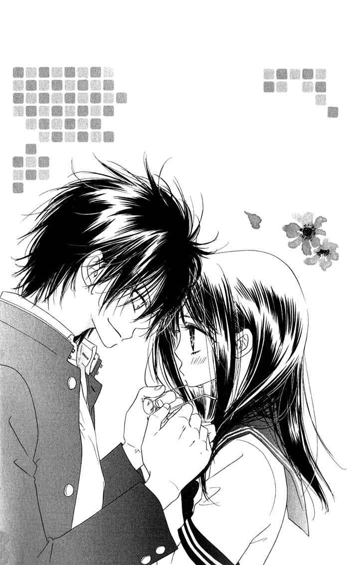 kiss hug mitsuki kako zerochan anime image board