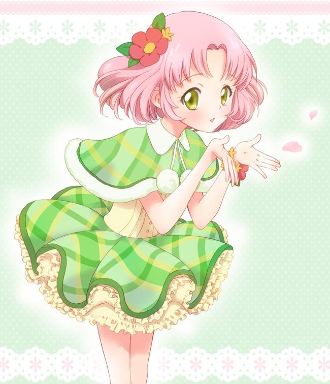 Tags: Anime, Chiririn, Aikatsu!, Kitaouji Sakura, Fanart From Pixiv, Pixiv, Fanart