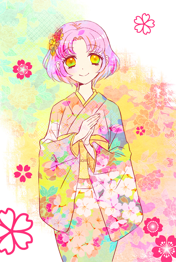Tags: Anime, Pixiv Id 435432, Aikatsu!, Kitaouji Sakura, Fanart, Fanart From Pixiv, Pixiv