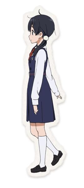 Tags: Anime, Horiguchi Yukiko, Kyoto Animation, Tamako Market, Kitashirakawa Tamako, Official Character Information, Official Art