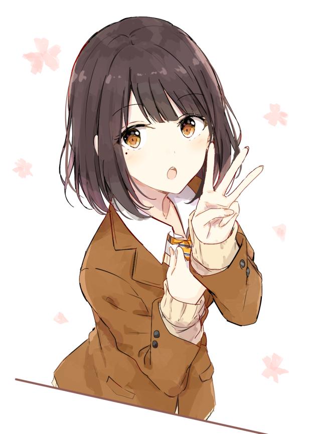 Tags: Anime, Shiina Kuro, Genjitsu de Love Come Dekinai to Dare ga Kimeta?, Kiyosato Mei, Fanart From Pixiv, Pixiv, Fanart