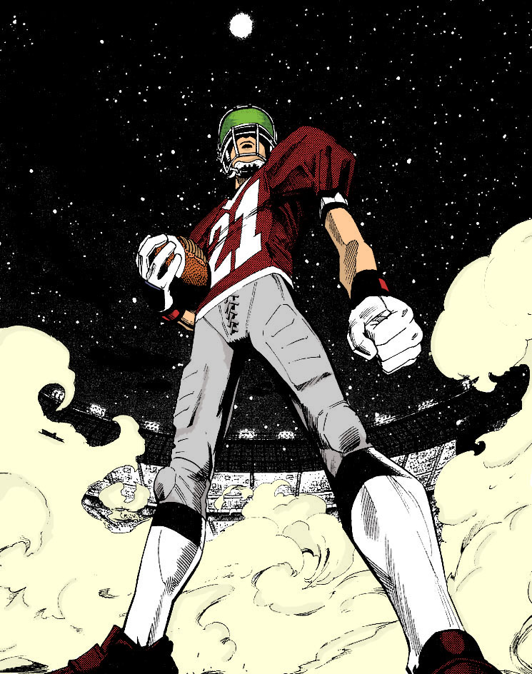 eyeshield football