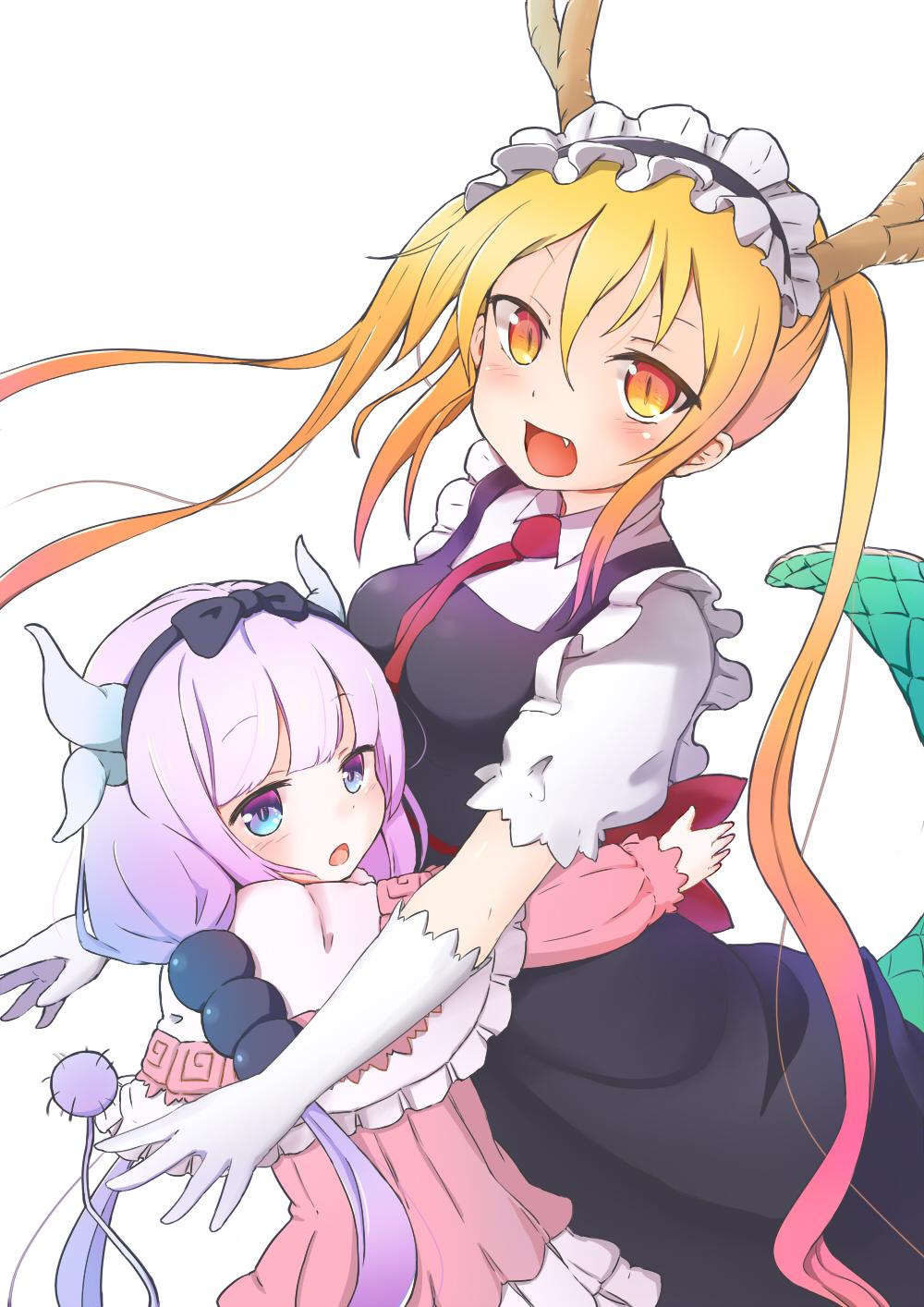 Kobayashi San No Maid Dragon