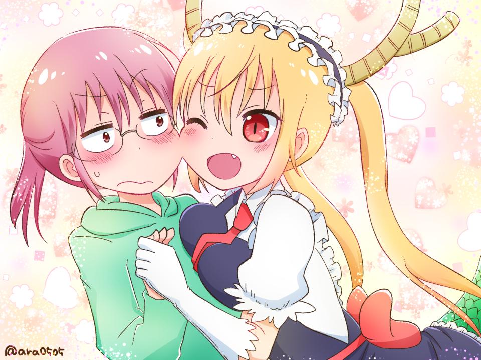 kobayashi san chi no maid dragon hentai