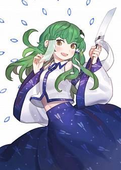 Kochiya Sanae