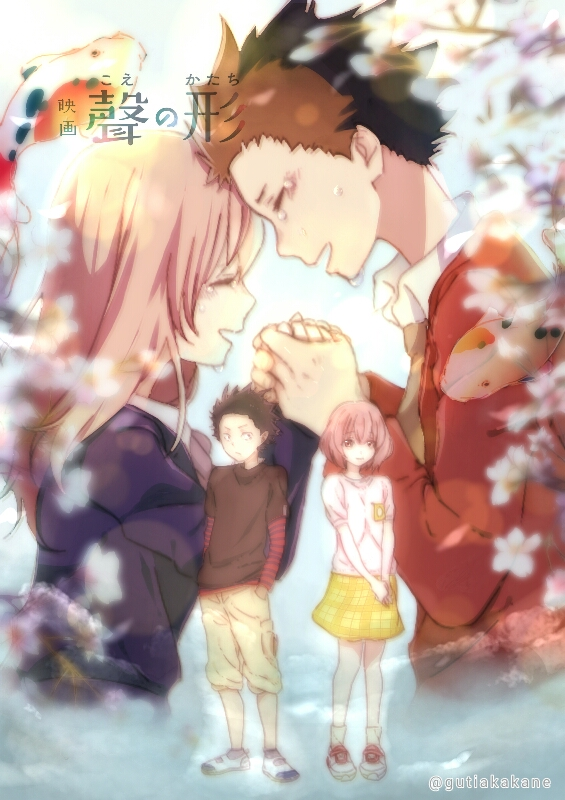 Koe No Katachi Mobile Wallpaper Zerochan Anime Image Board