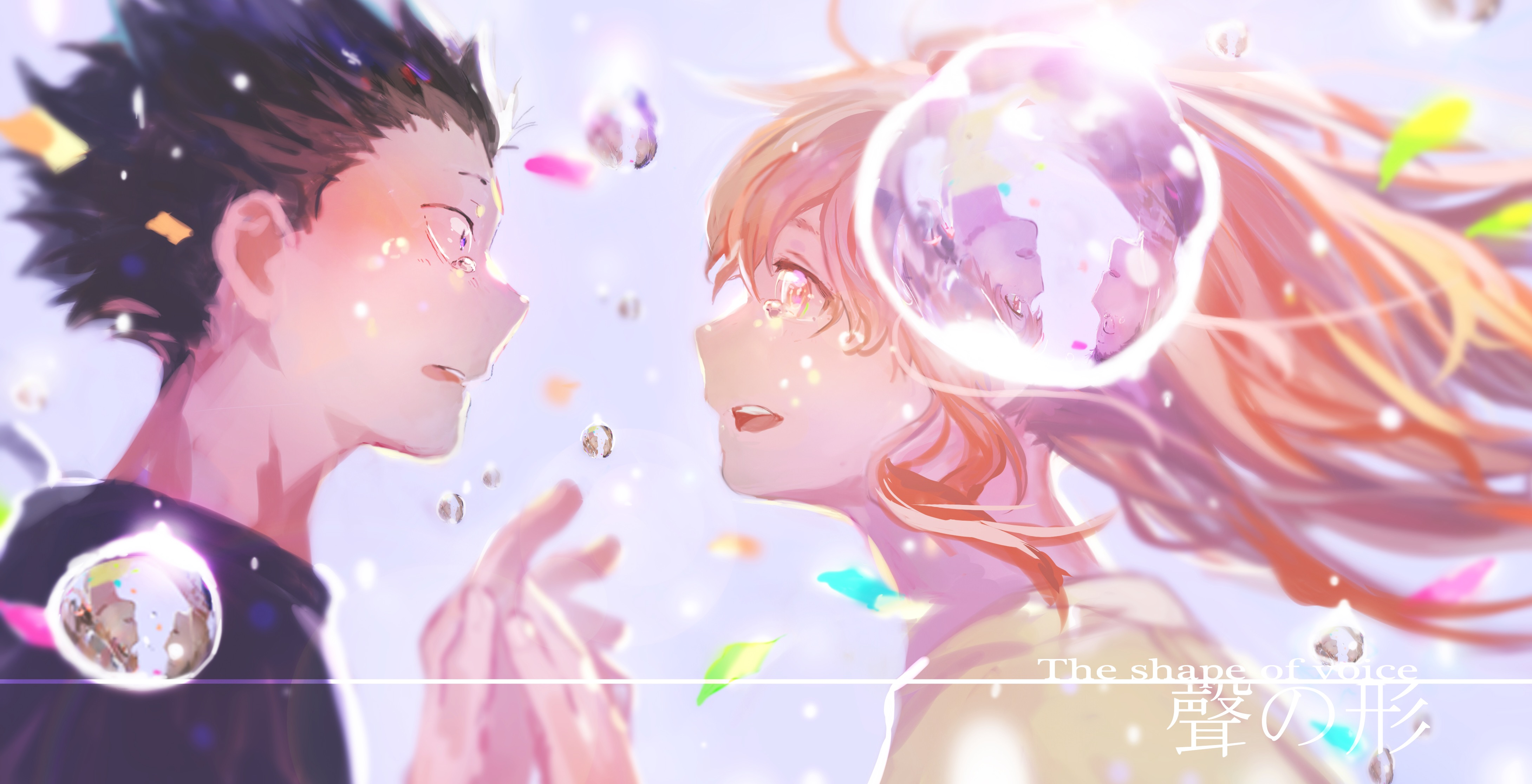 Koe No Katachi Zerochan Anime Image Board