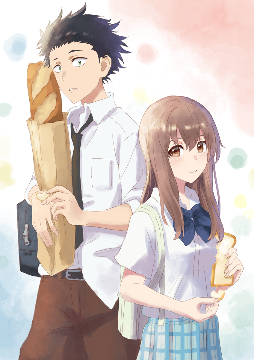 Koe no Katachi Mobile Wallpaper #2120259 - Zerochan Anime