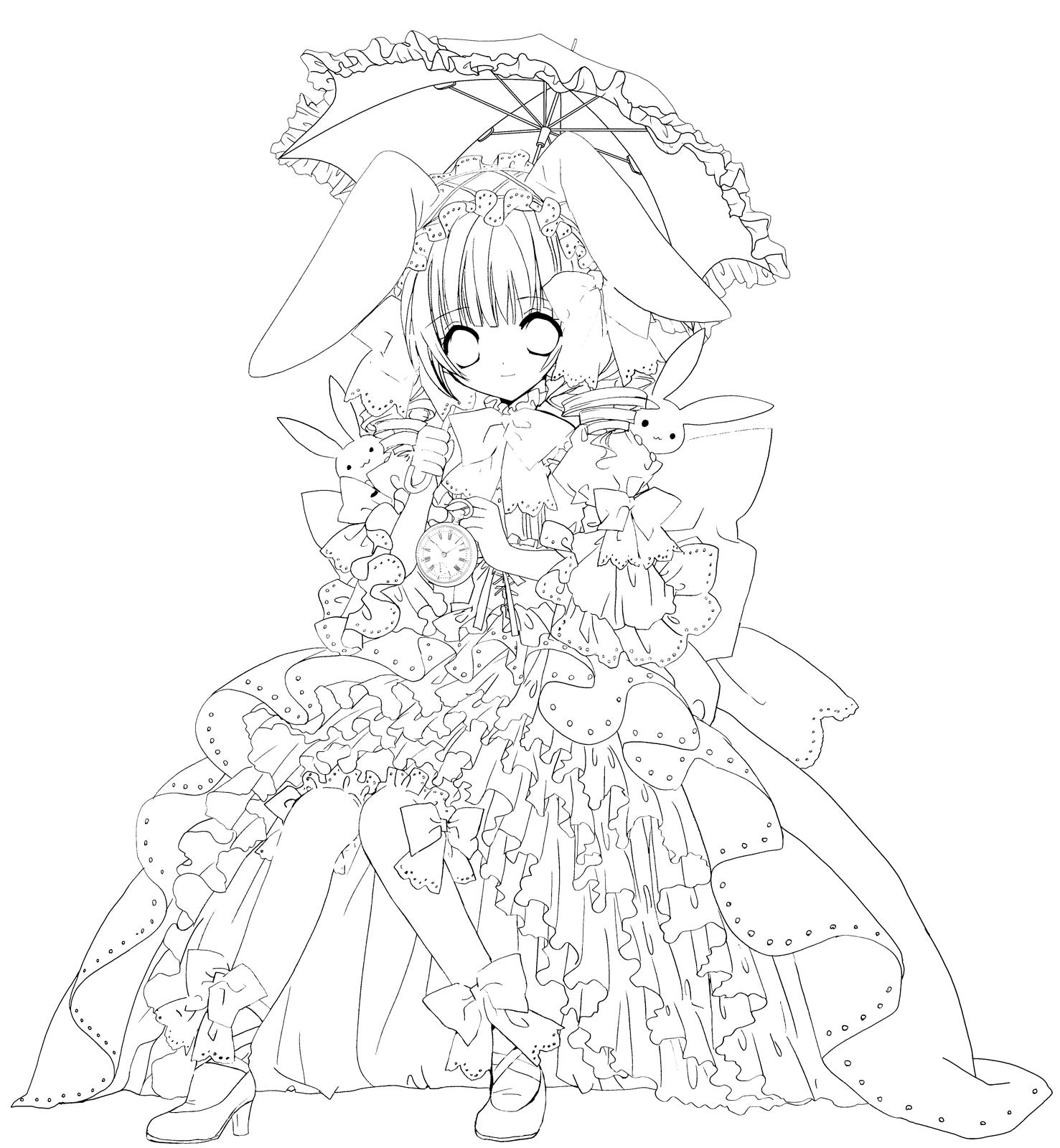 Zerochan Lineart : Koge donbo image zerochan anime board