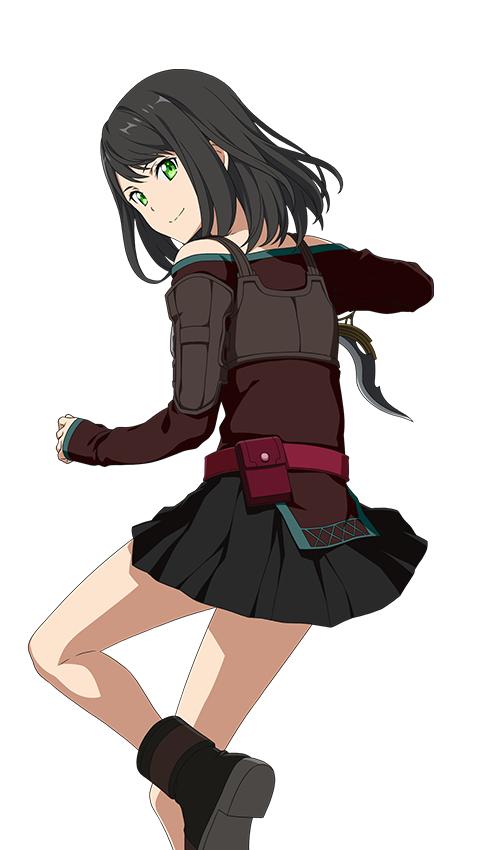 Koharu (Sword Art Online) - Sword Art Online: Integral Factor ...
