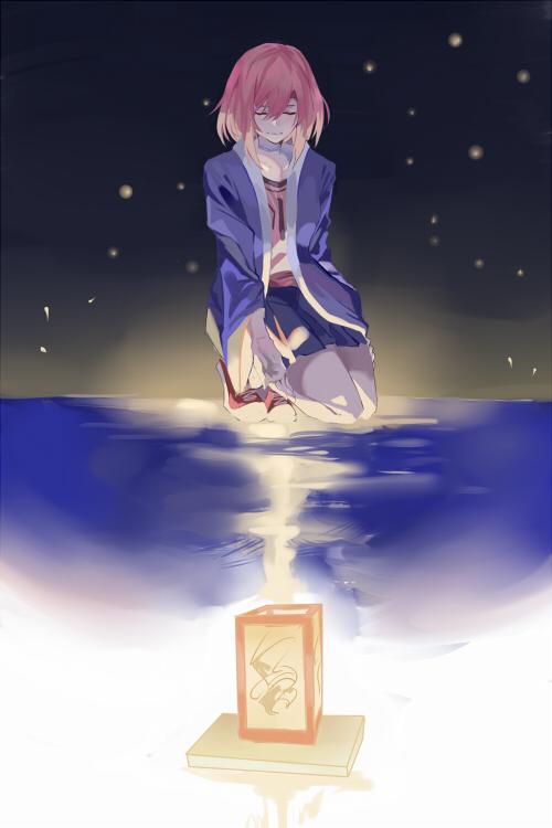 Tags: Anime, Pixiv Id 29351299, Sakura Quest, Koharu Yoshino, Pixiv, Fanart, Fanart From Pixiv