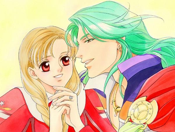Koi suru tenshi angelique image 384270 zerochan anime for Koi suru tenshi angelique