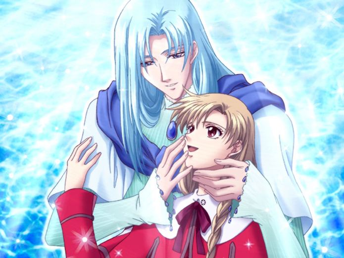 Koi suru tenshi angelique zerochan anime image board for Koi suru tenshi angelique
