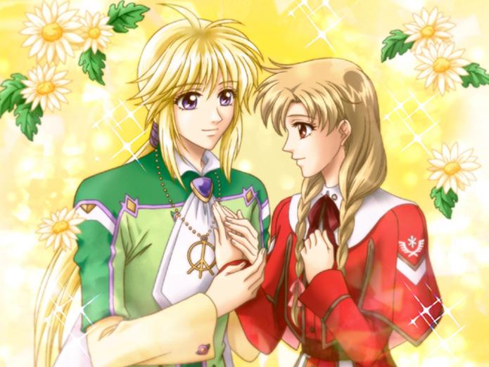 Koi suru tenshi angelique image 384228 zerochan anime for Koi suru tenshi angelique